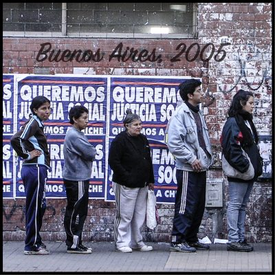 Buenos Aires, 2005
